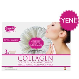 Voonka Collagen Beauty Neck Mask Boyun Maskesi